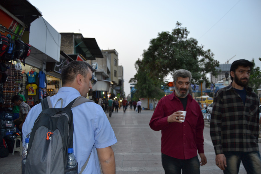 Şiraz Sokakları